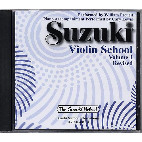 Alfred Suzuki Violin School CD Volume 1