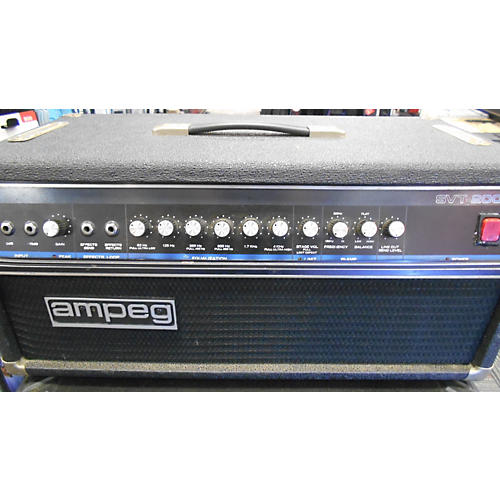 Ampeg Svt-200T Bass Amp Head