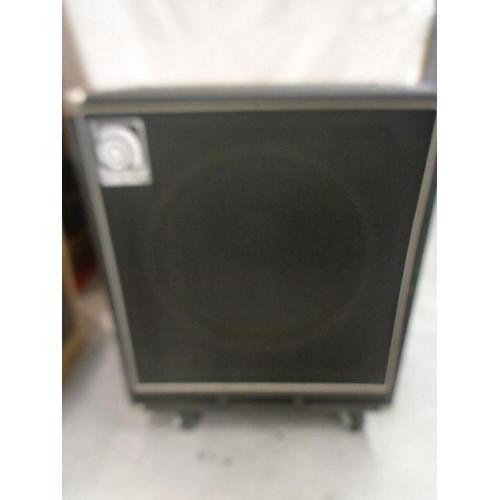 Ampeg Svt18e Bass Cabinet