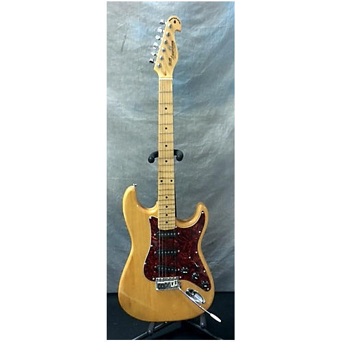used bill lawrence swampkaster solid body electric guitar natural guitar center. Black Bedroom Furniture Sets. Home Design Ideas
