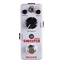 Mooer Sweeper Dynamic Envelope Filter Bass Effects Pedal