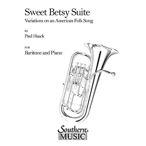Southern Sweet Betsy Suite (Trombone) Southern Music Series Composed by Robert Schumann