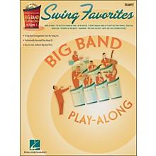 Hal Leonard Swing Favorites Big Band Play-Along Vol. 1 Trumpet Book/CD