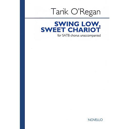 Novello Swing Low, Sweet Chariot SATB a cappella