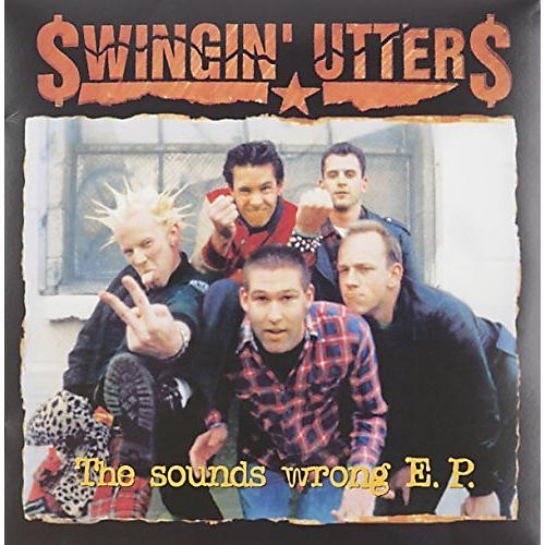 Alliance Swingin Utters - Sounds Wrong Ep