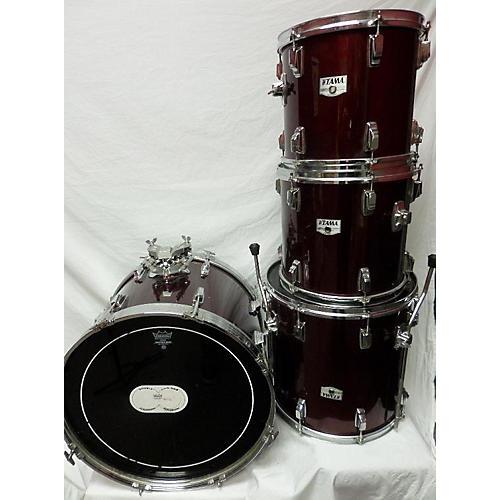 used tama swingstar 4 pc drum kit guitar center. Black Bedroom Furniture Sets. Home Design Ideas