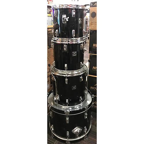 used tama swingstar drum kit black guitar center. Black Bedroom Furniture Sets. Home Design Ideas