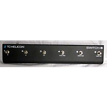 TC Helicon Switch 6 Pedal