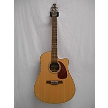 Seagull Sws Maritime Cw Q1 Acoustic Electric Guitar