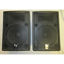 Electro-Voice Sx250 Pair Unpowered Monitor