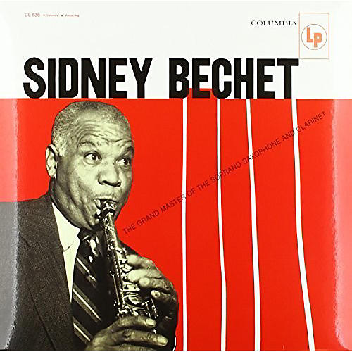 Alliance Sydney Bechet - Grandmaster Of The Soprano Saxophone And Clarinet (180 Gram Mono)