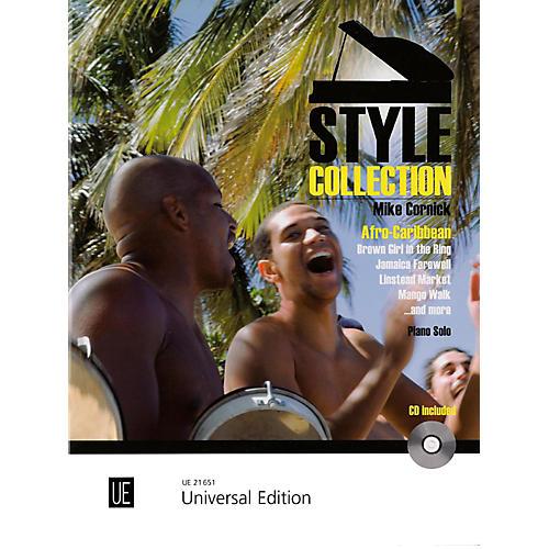 Carl Fischer Syle Collection: Afro-Caribbean Book - Piano