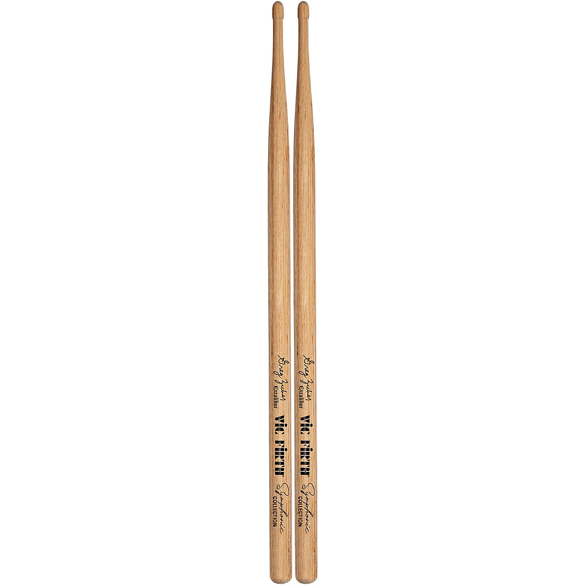 Vic Firth Symphonic Collection Greg Zuber Signature Excalibur Laminated Birch Drum Sticks