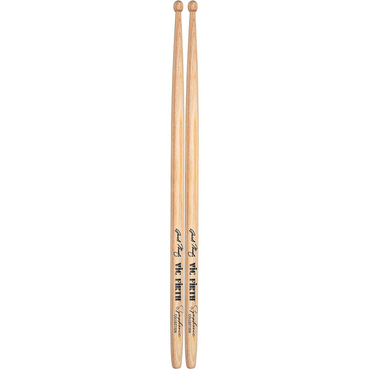 Vic Firth Symphonic Collection Laminated Birch Jake Nissly Signature Drumstick