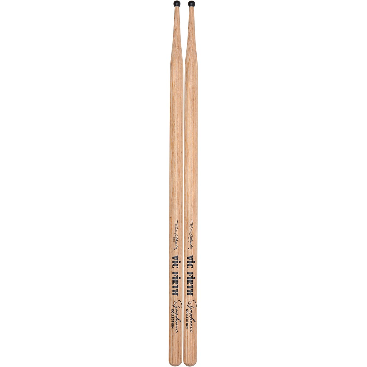 Vic Firth Symphonic Collection Laminated Birch Ted Atkatz Signature Drumstick