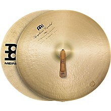 Meinl Symphonic Heavy Cymbal Pair Level 1 18 in.