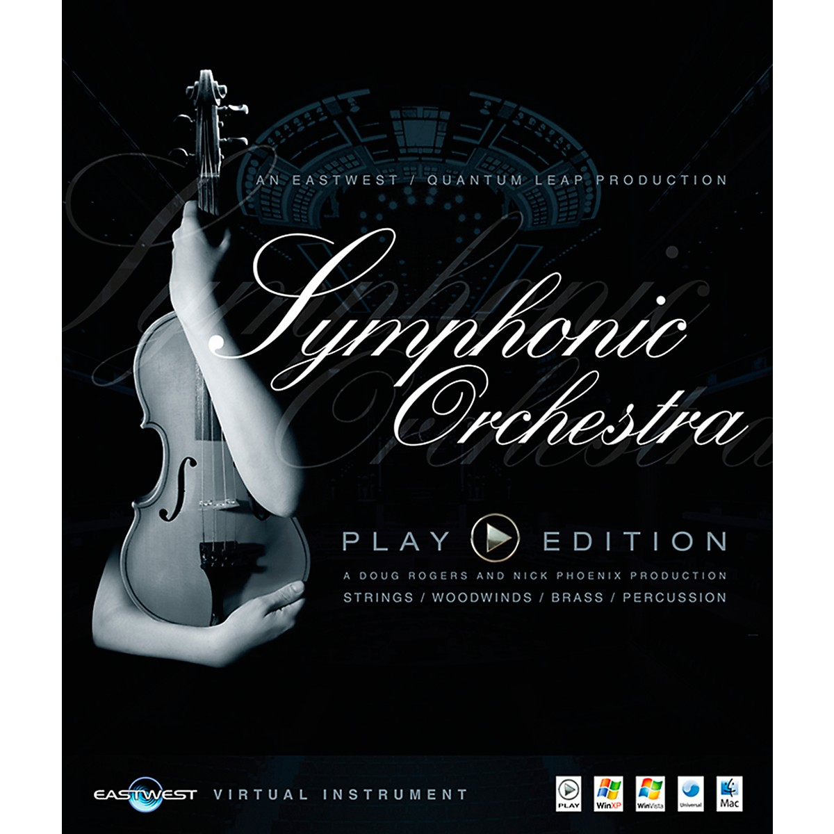 EastWest Symphonic Orchestra - Platinum Plus Edition (Download)