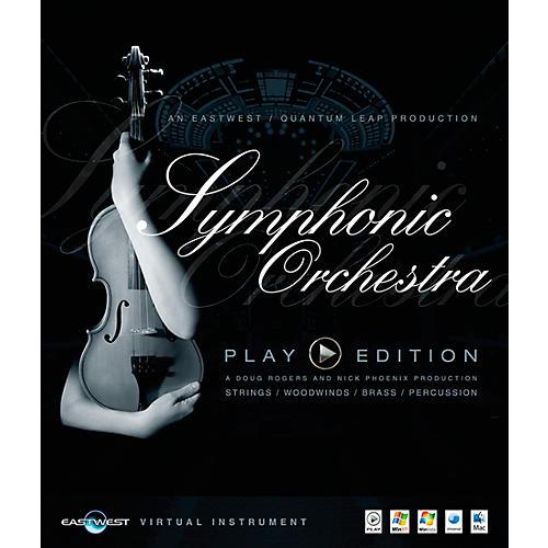 EastWest Symphonic Orchestra - Platinum Plus Edition (Download)