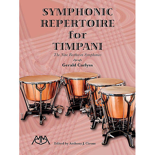 Meredith Music Symphonic Repertoire For Timpani - The Nine Beethoven Symphonies