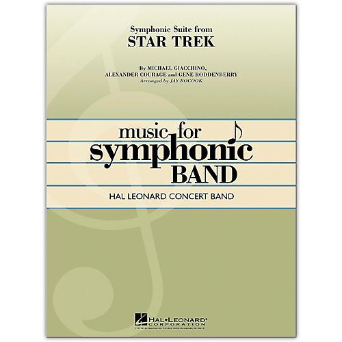 Hal Leonard Symphonic Suite from Star Trek Concert Band Level 4
