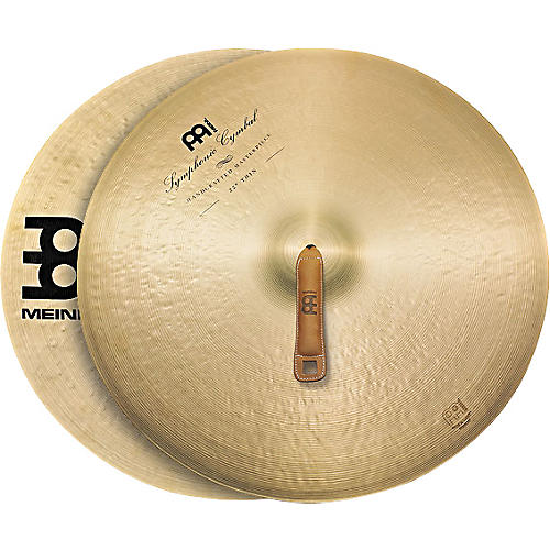 Meinl Symphonic Thin Cymbal Pair