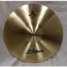 Zildjian Symphonic Viennese Tone Crash Pair Cymbal