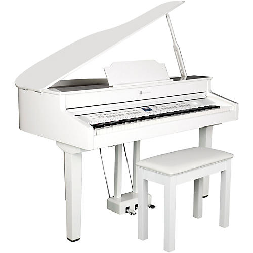 Williams Symphony Grand II Digital Micro Grand Piano With Bench