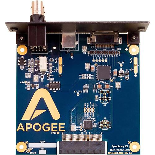 Apogee Symphony I/O MKII ProTools HD Option Card