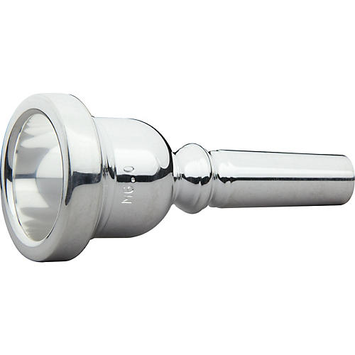 Schilke Symphony M Series Trombone Mouthpieces in Silver