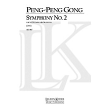 Lauren Keiser Music Publishing Symphony No. 2 LKM Music Series by Peng-Peng Gong