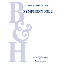 Boosey and Hawkes Symphony No. 2 (for Winds & Percussion) Concert Band Composed by John Barnes Chance