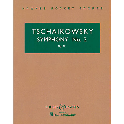Boosey and Hawkes Symphony No. 2 in C Minor, Op. 17 Boosey & Hawkes Scores/Books Series by Pyotr Il'yich Tchaikovsky
