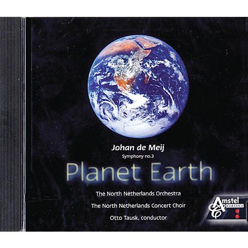 Amstel Music Symphony No. 3 Planet Earth (Amstel Classics Concert Band CD) Concert Band Composed by Johan de Meij