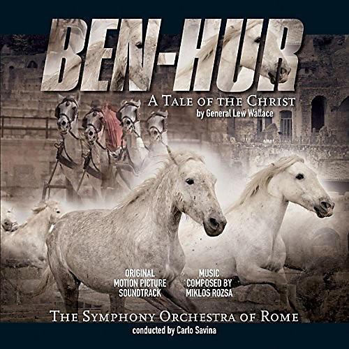 Alliance Symphony Orchestra of Rome - Ben-Hur (Original Soundtrack)