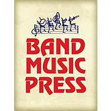 Band Music Press Symphony for Band Concert Band Level 4-5 Composed by Donald E. McGinnis