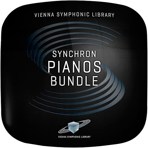 Vienna Instruments Synchron Pianos Bundle Full Library (Download)