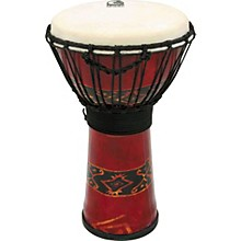 Synergy Freestyle Djembe Red 10 in.