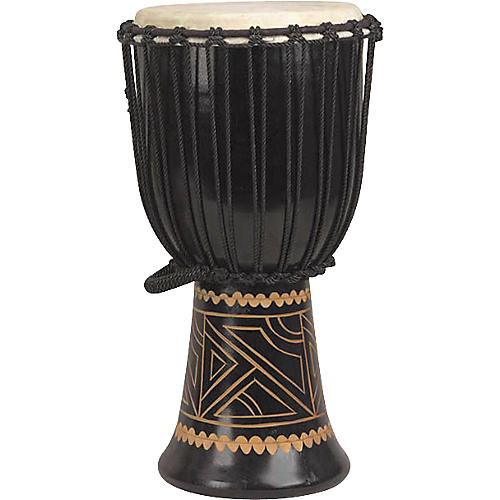 Toca Synergy Hand-Carved Rope Djembe