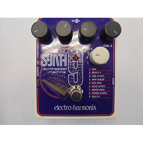 Electro-Harmonix Synth 9 Effect Pedal