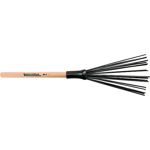 Innovative Percussion Synthetic Wood Handle Brushes