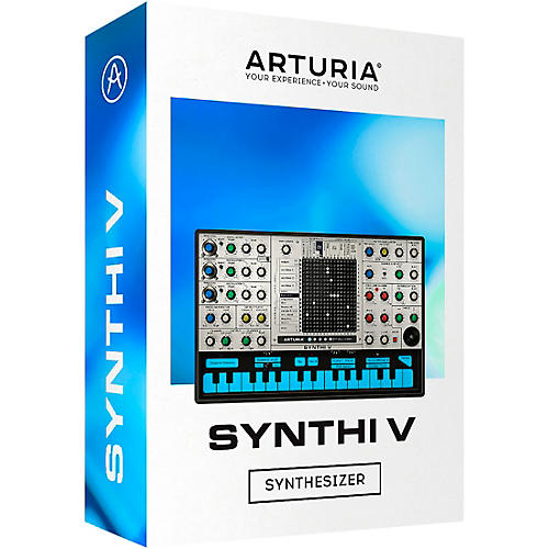 Arturia Synthi V (Software Download)