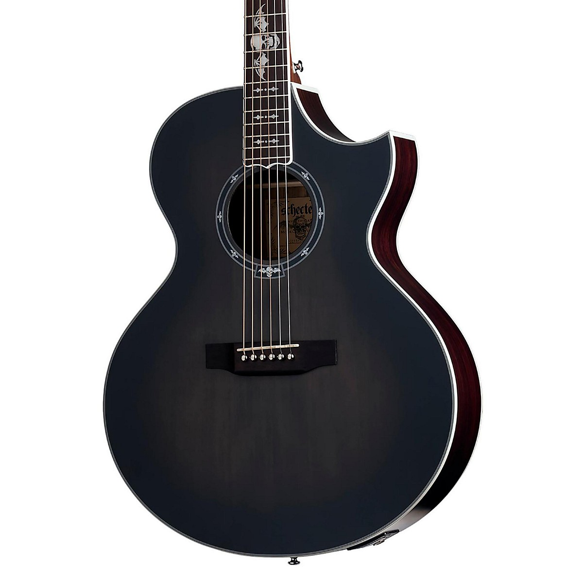 Schecter Guitar Research Synyster Gates 3701 Acoustic-Electric Guitar