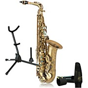 System-76ADK Professional Dark Lacquered Alto Saxophone Kit