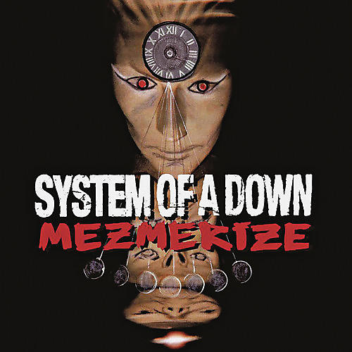 Alliance System of a Down - Mezmerize