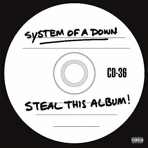 Alliance System of a Down - Steal This Album!