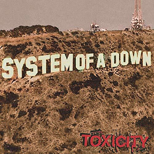 Sony System of a Down - Toxicity