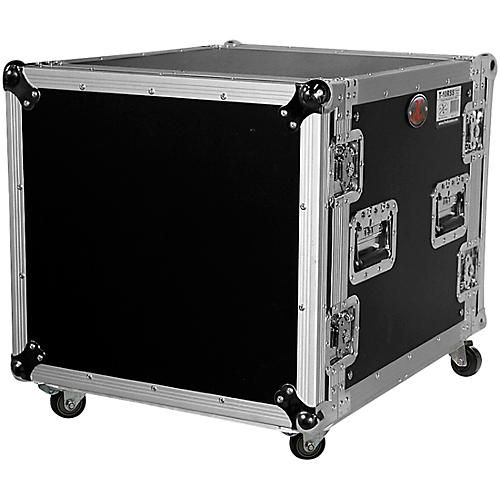 ProX T-10RSS 10U 10-Space Amp Rack Mount ATA Flight Case 19
