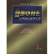 Amstel Music T-Bone Concerto (Solo with Piano Reduction) Concert Band Level 5-6 Composed by Johan de Meij