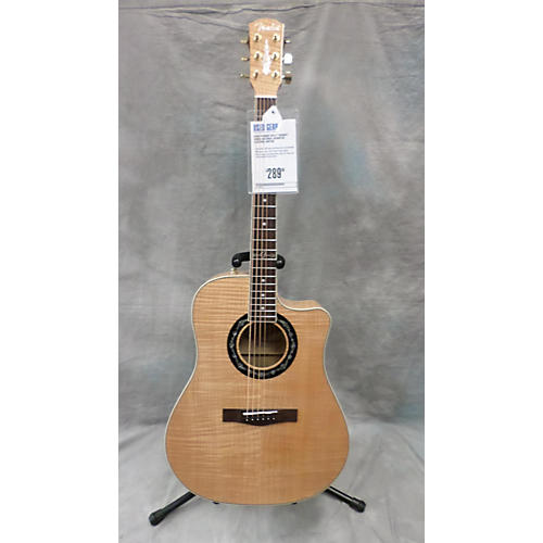 Fender T Bucket 400CE Natural Acoustic Electric Guitar