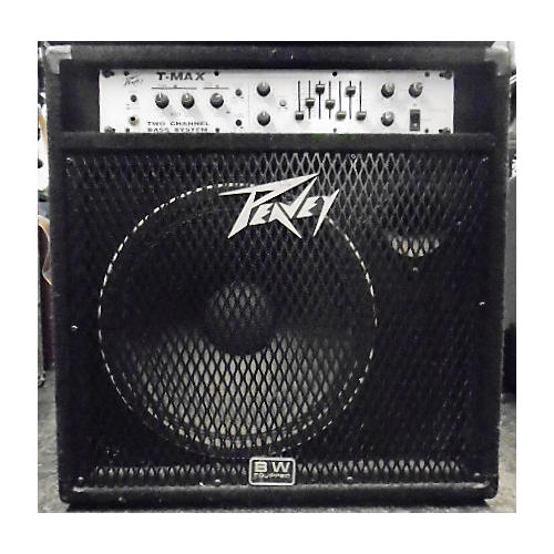used peavey t max 115 bass combo amp guitar center. Black Bedroom Furniture Sets. Home Design Ideas